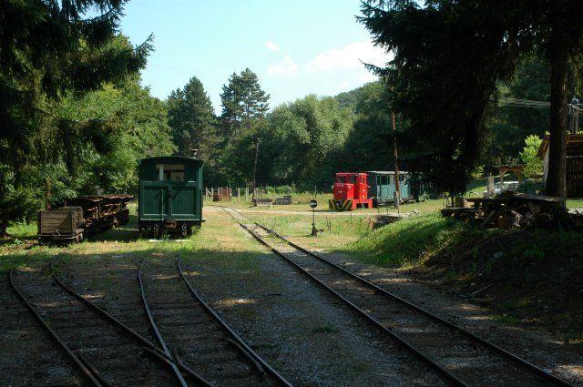Felsotarkany Narrow Gauge Rail