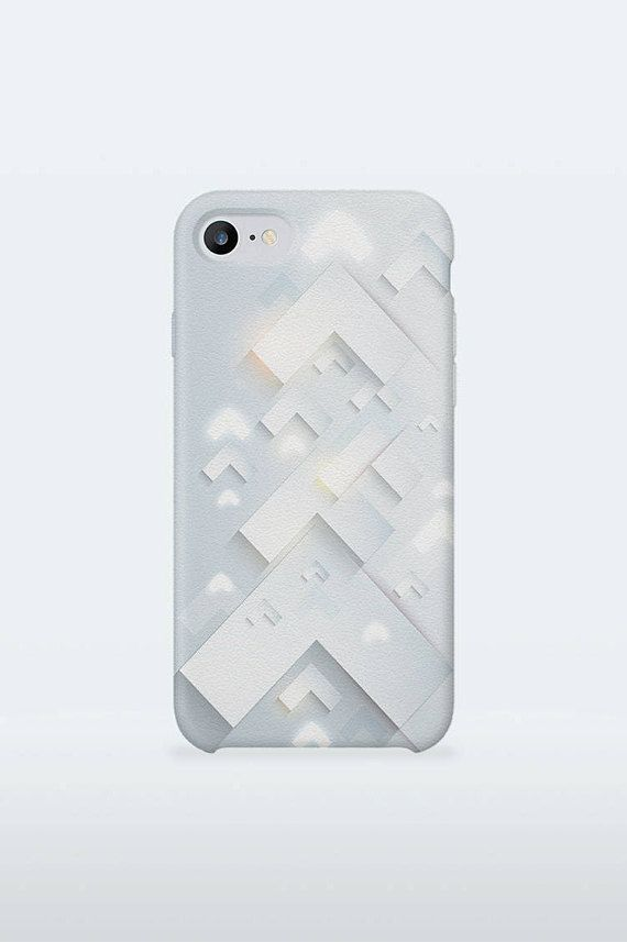 Snow White Mobile Case Art diamond white optical illusion Design for iPhone Samsung Galaxy 3D Print full wrapped back shell smartphone  iPhone 4 / 4S iPhone 5 / 5S iPhone 5C iPhone SE iPhone 6 iPhone 6S iPhone 6 Plus iPhone 6S Plus iPhone 7 iPhone 7 Plus  Samsung Galaxy S5 / S5 mini