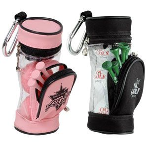 mini golf bag favors