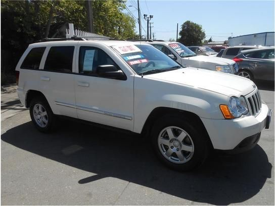 Sport Utility, 2010 Jeep Grand Cherokee Laredo with 4 Door in Roseville, CA (95678)