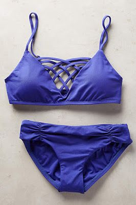 New Swimwear and Lingerie #anthrofave
