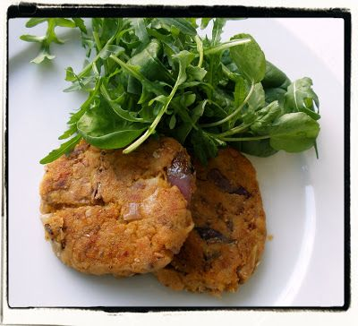A Whole Afternoon: Sweet potato and peppered mackerel fishcakes