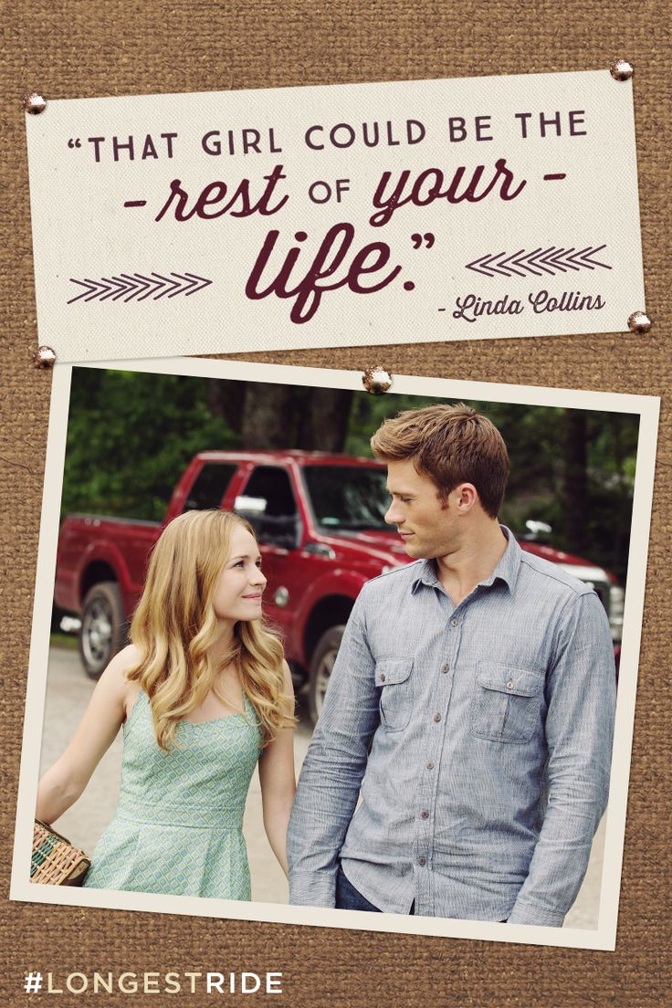 Get ready to fall in love on April 10. | The Longest Ride
