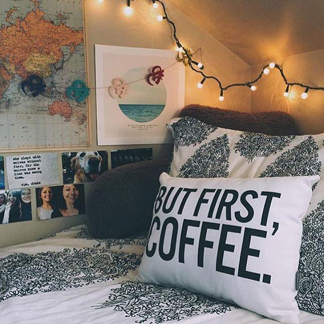 New year, same coffee addiction | dormify.com