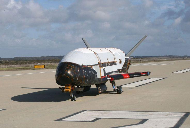 Boeing X-37B: Přísně tajný armádní raketoplán