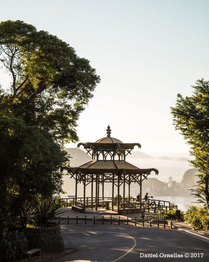 Vista Chinesa, Parque Nacional da Tijuca - RJ