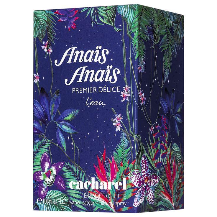 Anaïs Anaïs Premier Délice L´eau Noites Brasileiras Cacharel Eau de Toilette - Perfume Feminino 100ml