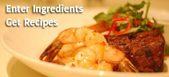 15 websites that let you input ingredients and get recipes. Find your favorite!