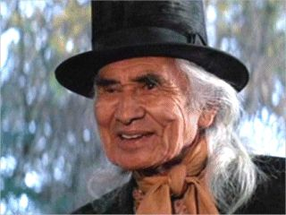 "Chief Dan George  ""Endevour to persevere"" The Outlaw Josey Wales."