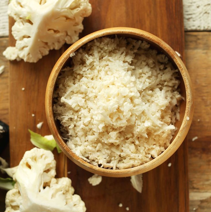 "Cauliflower is such a versatile vegetable and I've grown to love experimenting with it. One of my favorite things to do with this cruciferous vegetable is to turn it into ""rice."" Because rice can often leave dishes feeling heavy, it's nice to substitute a vegetable where a starch would usually be. In addition, it's a great way …"