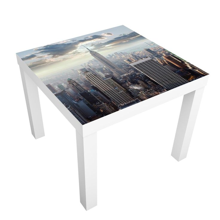 #Furniture Decal For Ikea   Lack #table #sunrise In New York, View