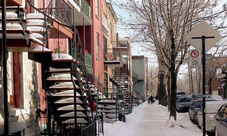 Montreal's Plateau neighbourhood - learn about all its secrets and buried treasures in this unforgettable experience