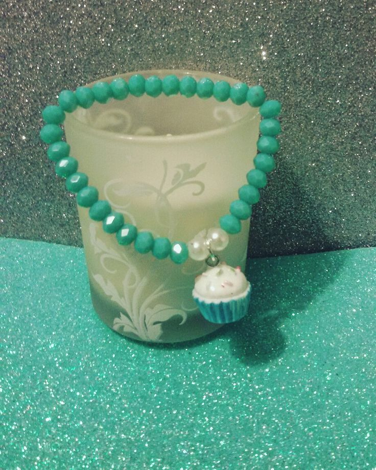 🎀🍬Bracciale verde tiffany e un dolce cupcake per Alice...inseguire sempre i propri sogni è la chiave della felicità...grazie per aver scelto CreaCi🍬🎀 #CreaCi #colcuore #creatività #creative #creativity #handmadeaccessories #handmade #bijoux #bijouxhandmade #bijoupersonalizzati #ideeregalo #giftideas #bracelet #charming #pendants #charms #cupcakes #tiffanybracelet #accessories #bijoubrigitte #accessorize #morellato #pandora #swarovski #kisskissgioielli #rosatogioielli #tiffany