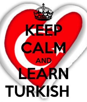 Keep calm and learn the language!