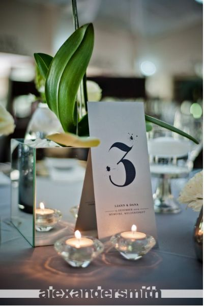 Liann & Dana's wedding - the stationery - Canvas Stationery Boutique