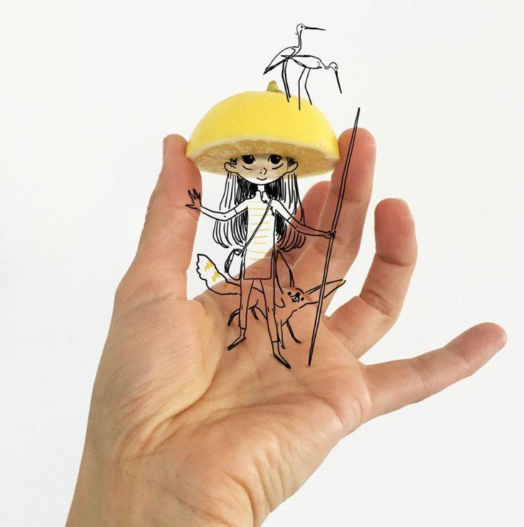 illustration margaux motin citron.jpg - Margaux MOTIN | Virginie