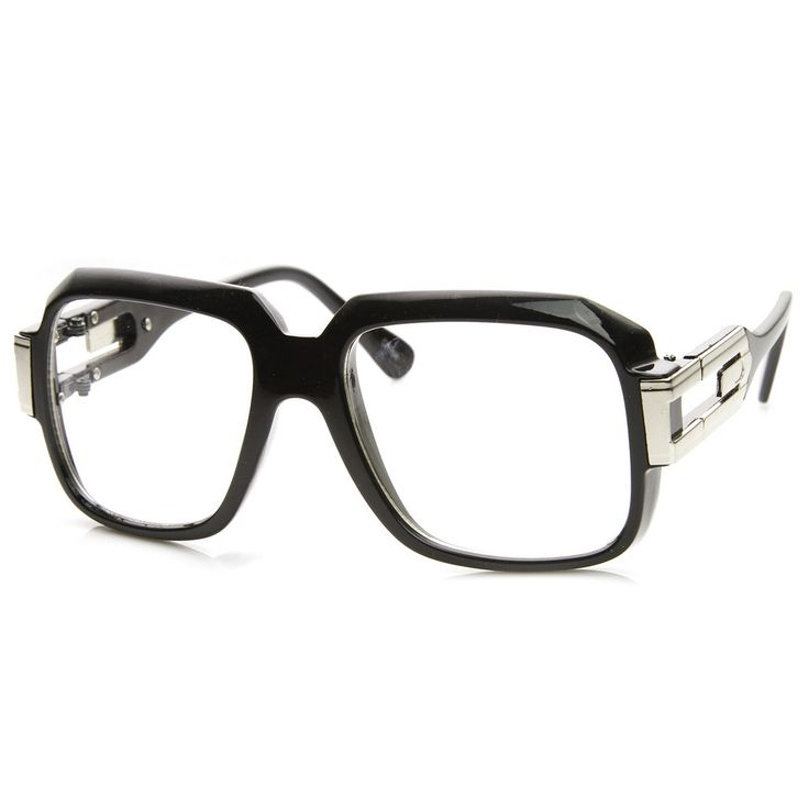 Fashion Clear Glasses Fashion Clear Lens Glasses