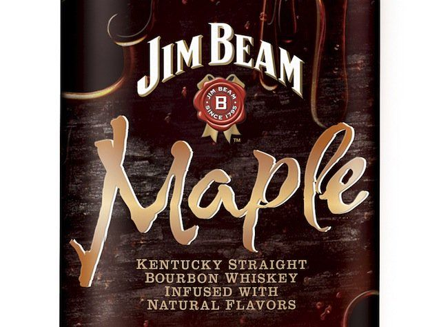 We review Jim Beam's newest flavored whiskey: Jim Beam Maple: http://www.drinkspirits.com/whiskey/review-jim-beam-maple/