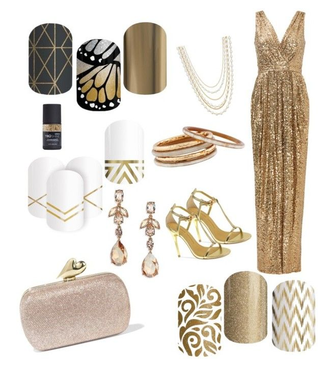 """Untitled #21"" by emilyrulez on Polyvore featuring Chinese Laundry, Nest, Charter Club, Badgley Mischka, Diane Von Furstenberg and Oscar de la Renta"