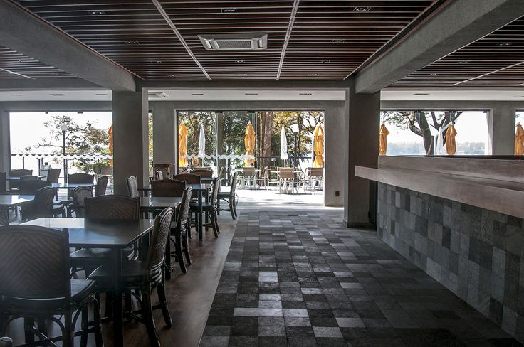 Restaurante | Clube Itaú Guarapiranga