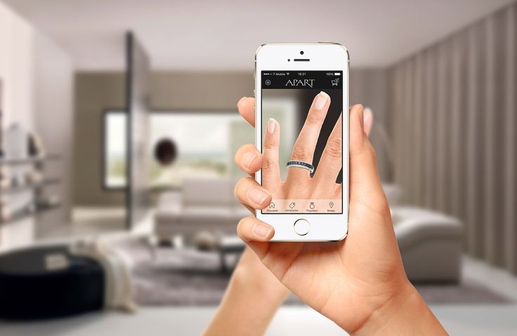 Apart Mobile App - augmented reality option