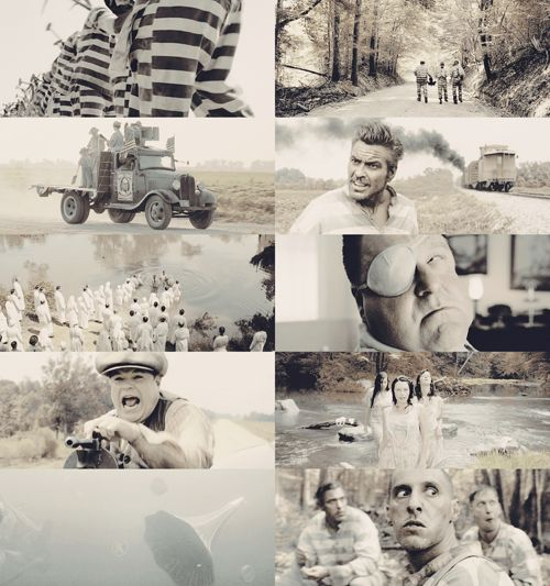 o brother where art thou and the odyssey