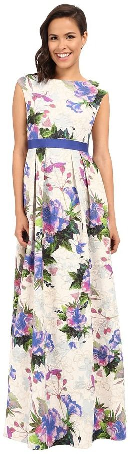 Adrianna Papell Tropical Floral Ball Dress  https://api.shopstyle.com/action/apiVisitRetailer?id=524688952&pid=uid2500-37484350-28