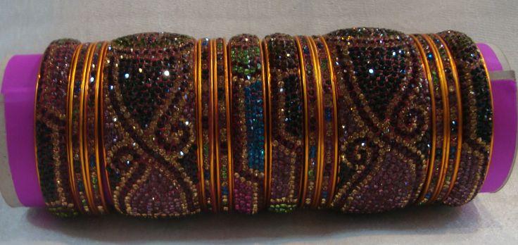 Lac Jumbo Kangan - Maroon Colour - Wedding Bangles from Lal10.com