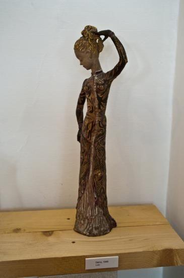 Kovács Margit -Dáma /1949/