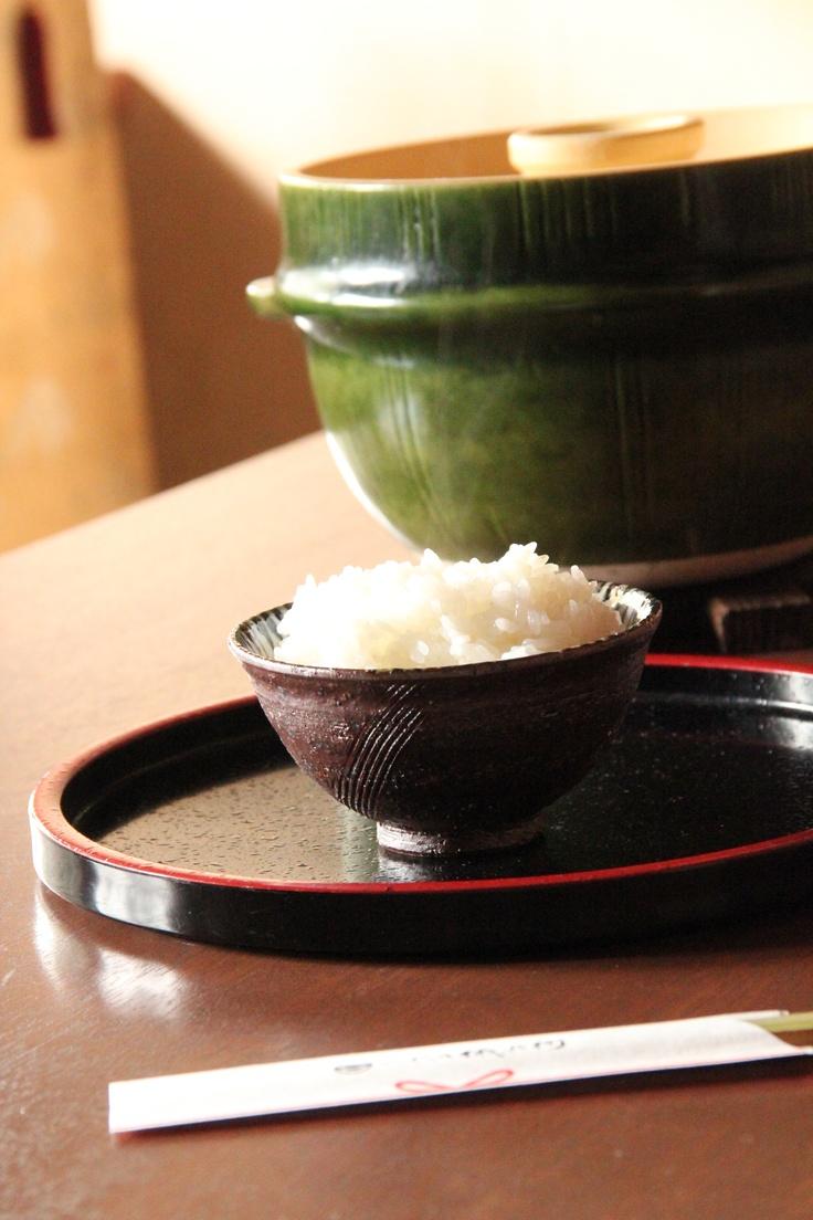 究極の土鍋炊飯釜「Bamboo!!」