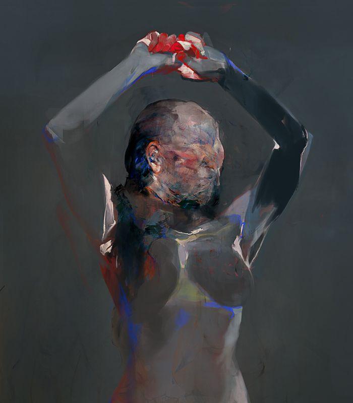Jeff Simpson Art : Photo