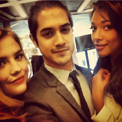 Maddie Hasson, Avan Jogia and Kylie Bunbury | Twisted ...