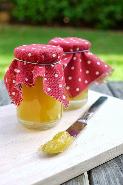 Apfel-Orangenpunsch-Marmelade Leicht zu machen und sehr lecker :)