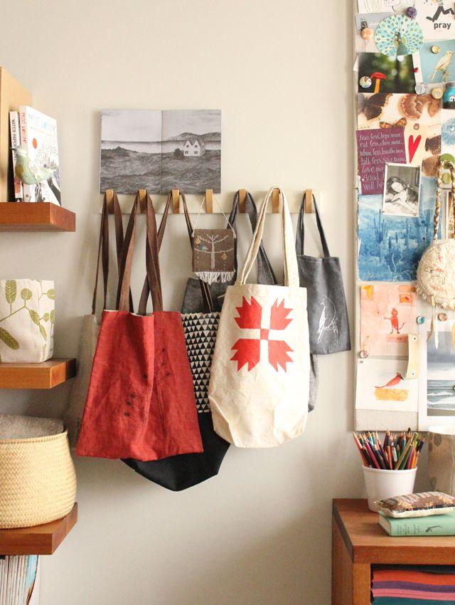 81 Best Tote Bag Displays Images On Pinterest Display