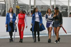 Hot grid girls YPF Plusmar RUS ACTC