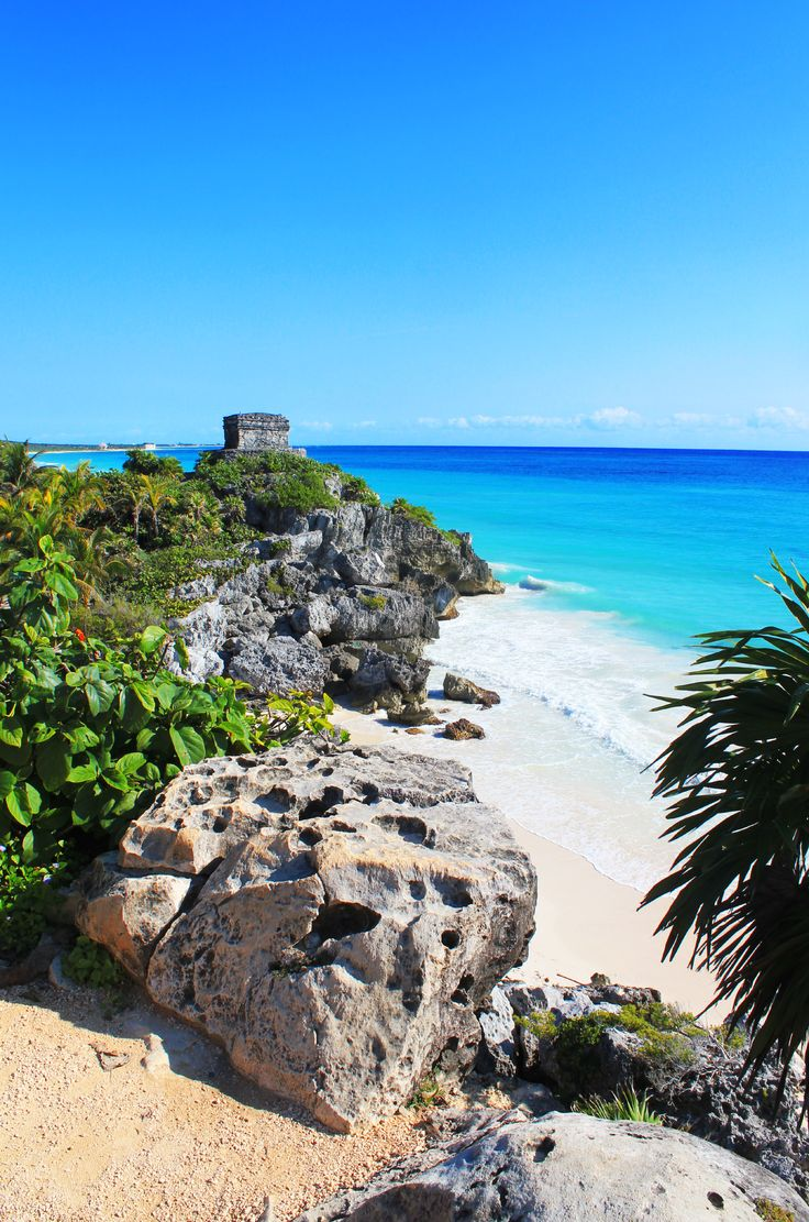 Why Tulum is the best beach in all of Mexico!