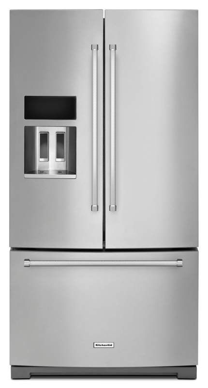 View The Kitchenaid Krff707e 36 Inch Wide 26 8 Cu Ft