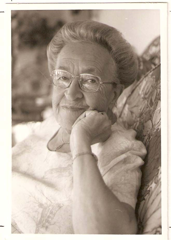 Corrie Ten Boom helped many Jews escape the Nazi Holocaust by hiding them in a secret room in her family's home. Eventually she was arrested and taken to concentration camps, including Ravensbruck. While imprisoned she held Bible studies using a small Bible she managed to sneak passed guards. After the war she aided Holocaust survivors, traveled as a public speaker to over sixty countries and wrote eight books. (Submitted by Michaela Jaros)