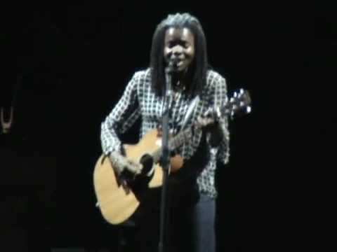 "The Promise - Tracy Chapman -- ""If you wait for me then I'll come for you / Although I've traveled far / I always hold a place for you in my heart / If you think of me, If you miss me once in awhile / Then I'll return to you / I'll return and fill that space in your heart..."""