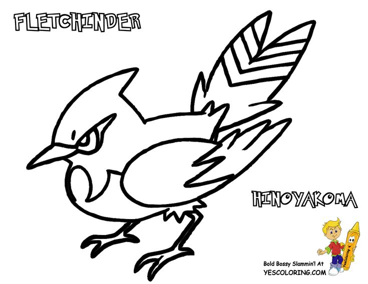 pokemon x and y coloring pages Pokemon Coloring Pages X And Y