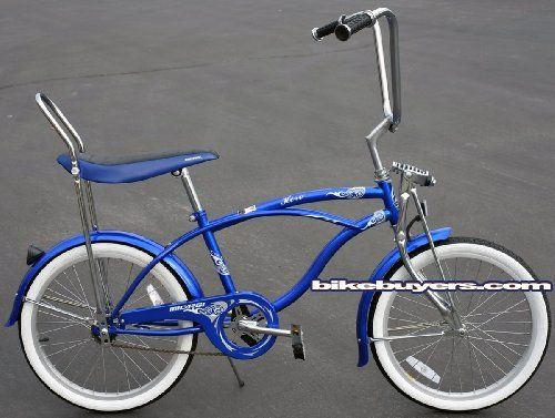 Micargi Hero Boy39s Blue Beach Cruiser Bike Bicycle 20