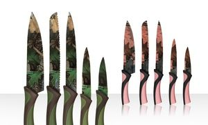 Groupon - 5-Piece Camo Cutlery Set. in Online Deal. Groupon deal price: $14.99