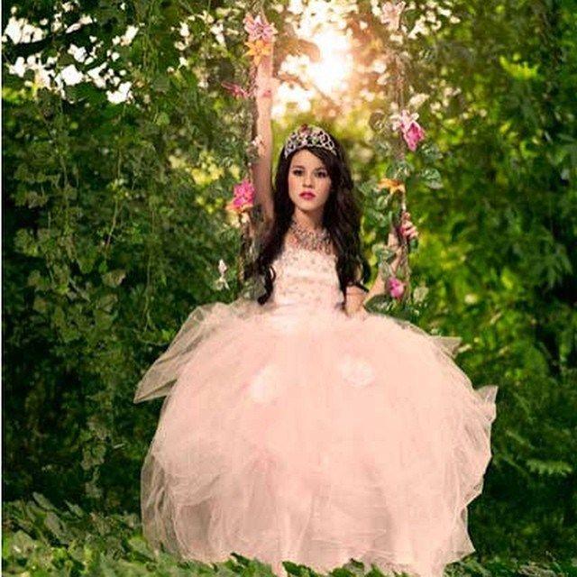61 best Bouffant Dresses images on Pinterest