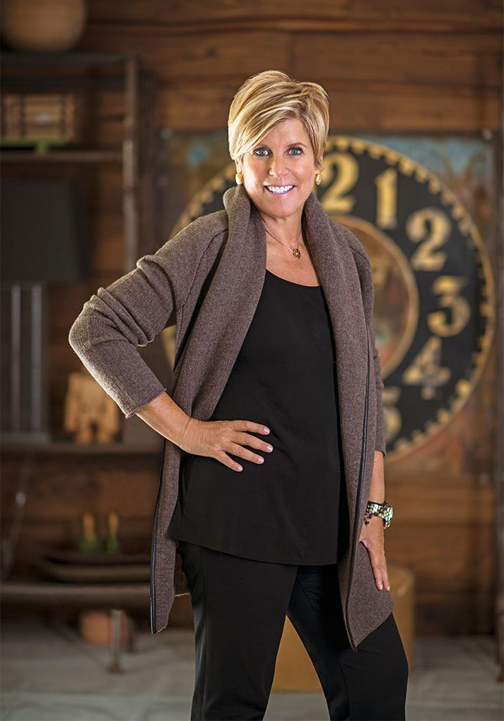 Thinking of investing in the stock market? Suze Orman has some advice for what moves to make from the start: