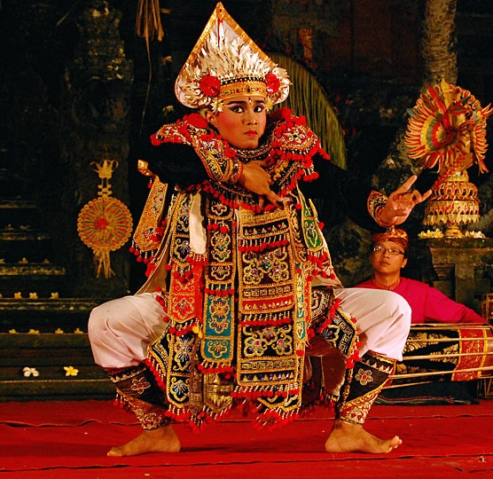 baris dancer
