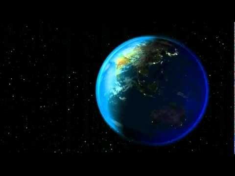 Rotação da Terra - YouTube