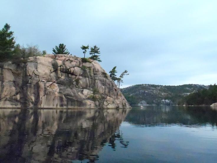 Killarney Provincial Park - George Lake