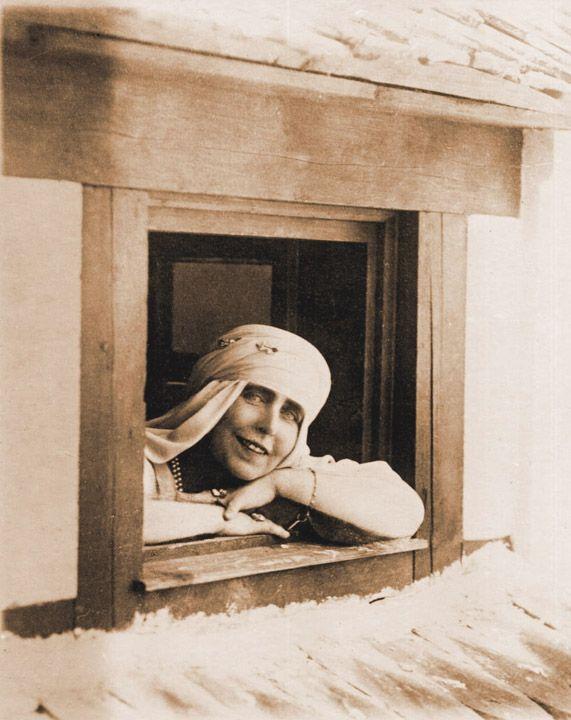 1924 Queen Marie of Romania