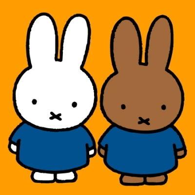 Miffy and Melanie