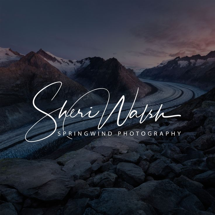 how to get a signature on your photos